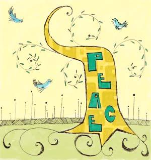 Peaceinandaround